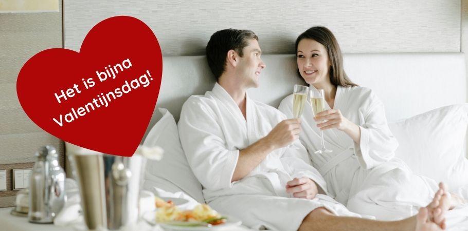 Het is bijna Valentijnsdag!